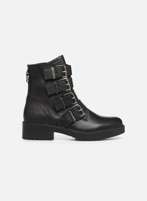 Boots en enkellaarsjes Bullboxer 387517E6L Zwart achterkant