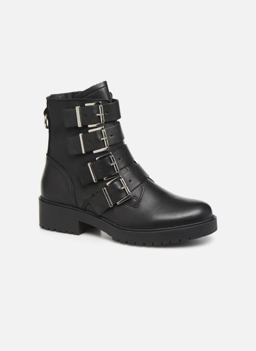 Boots en enkellaarsjes Bullboxer 387517E6L Zwart detail