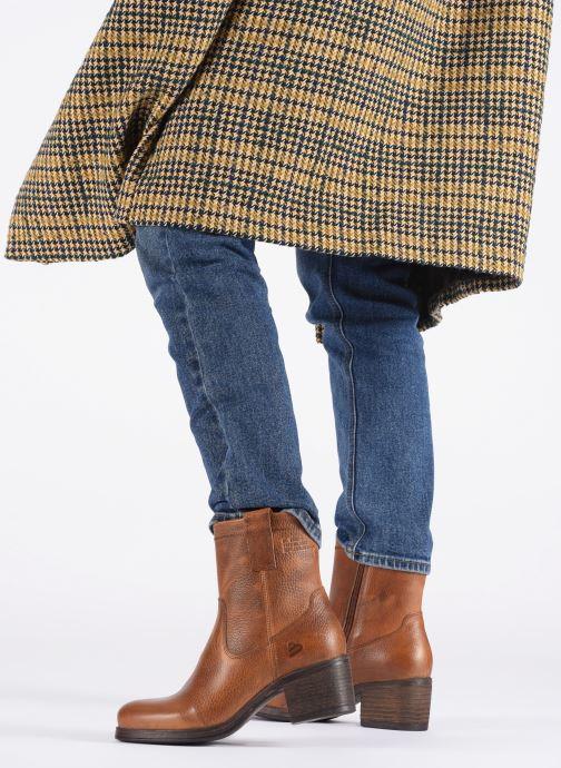 Stiefeletten & Boots Bullboxer 490M90281 braun ansicht von unten / tasche getragen