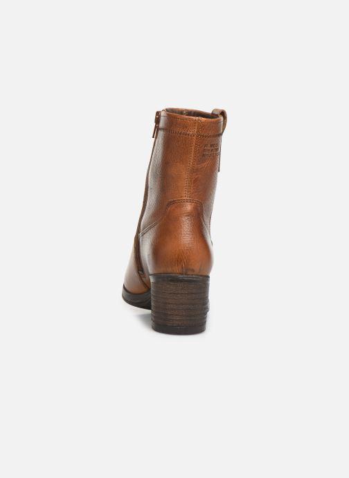 Bottines et boots Bullboxer 490M90281 Marron vue droite