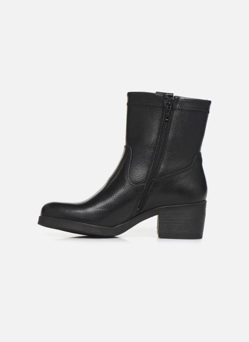 Bottines et boots Bullboxer 490M90281 Noir vue face