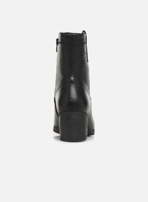 Bottines et boots Bullboxer 490M90281 Noir vue droite