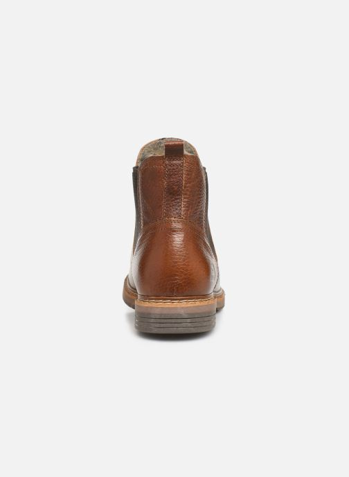 Bottines et boots Bullboxer 049M45402 Marron vue droite