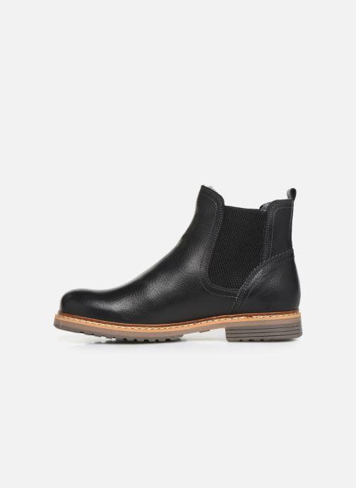 Stiefeletten & Boots Bullboxer 049M45402 schwarz ansicht von vorne