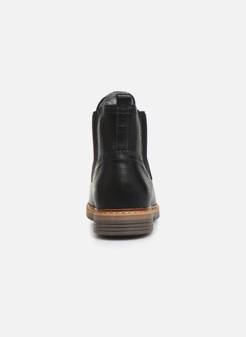 Stiefeletten & Boots Bullboxer 049M45402 schwarz ansicht von rechts