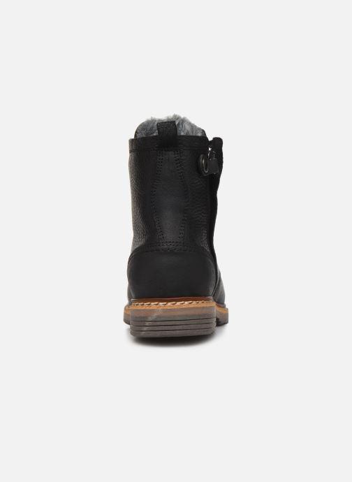 Bottines et boots Bullboxer 049M84988 Noir vue droite