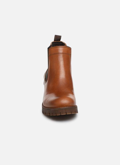 Bottines et boots Bullboxer 772M40279 Marron vue portées chaussures