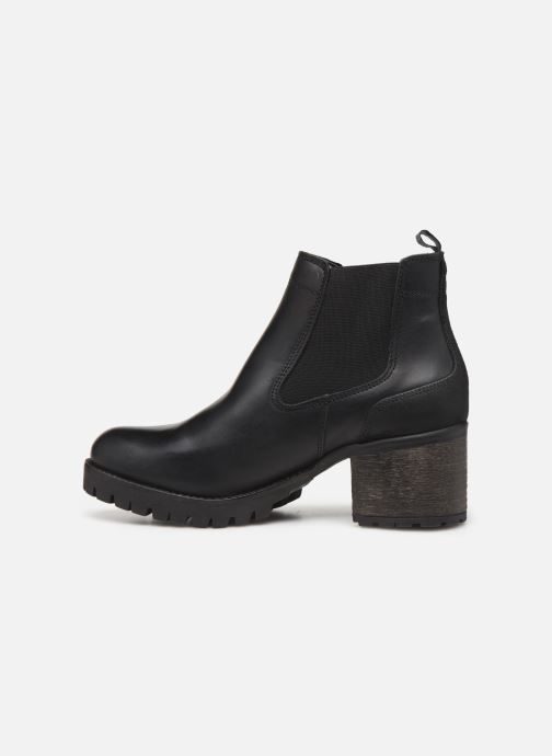 Boots en enkellaarsjes Bullboxer 772M40279 Zwart voorkant