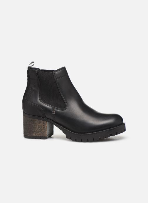 Boots en enkellaarsjes Bullboxer 772M40279 Zwart achterkant
