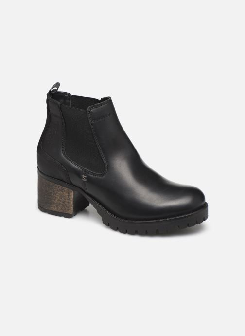 Boots en enkellaarsjes Bullboxer 772M40279 Zwart detail
