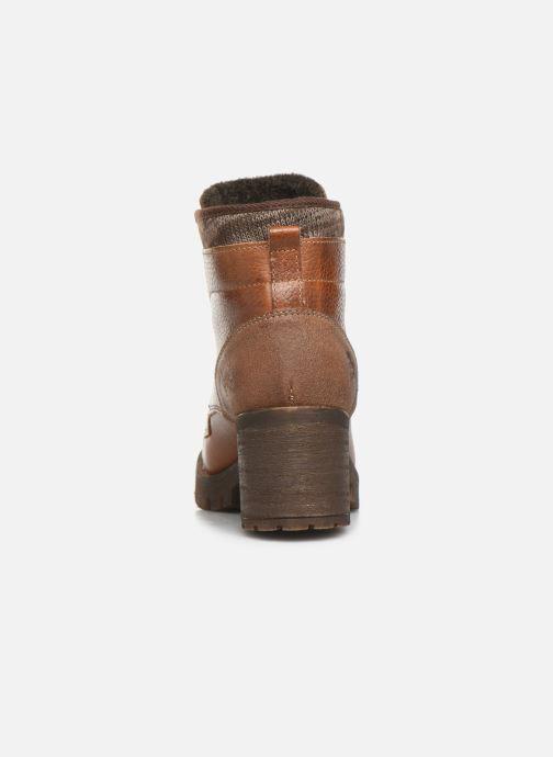 Bottines et boots Bullboxer 772M56894 Marron vue droite