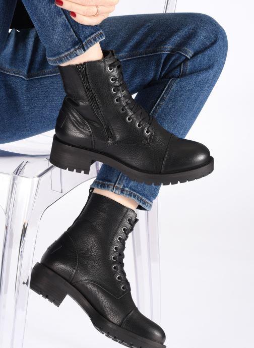 Boots en enkellaarsjes Bullboxer 579M86551 Zwart onder