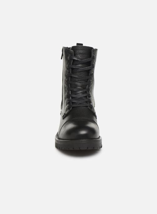 Boots en enkellaarsjes Bullboxer 579M86551 Zwart model