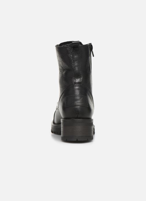 Boots en enkellaarsjes Bullboxer 579M86551 Zwart rechts