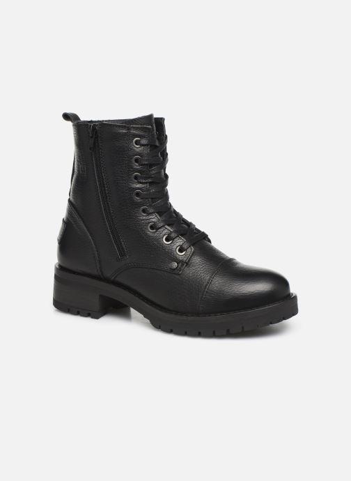 Boots en enkellaarsjes Bullboxer 579M86551 Zwart detail