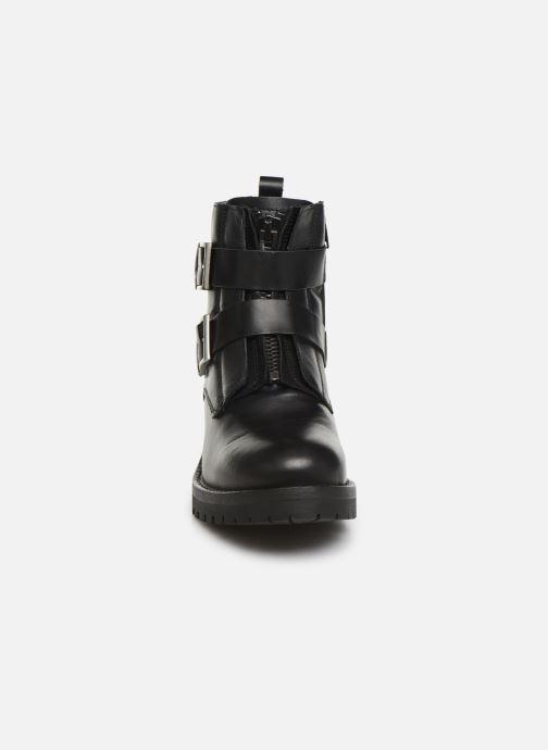 Boots en enkellaarsjes Bullboxer 579M96634 Zwart model