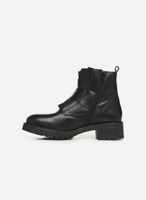Boots en enkellaarsjes Bullboxer 579M96634 Zwart voorkant