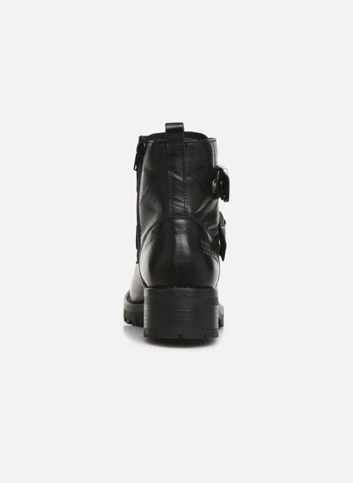 Boots en enkellaarsjes Bullboxer 579M96634 Zwart rechts