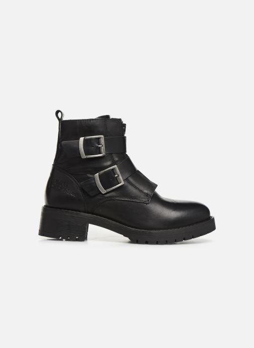 Boots en enkellaarsjes Bullboxer 579M96634 Zwart achterkant
