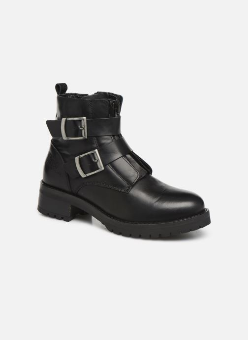 Boots en enkellaarsjes Bullboxer 579M96634 Zwart detail