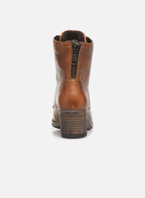 Boots en enkellaarsjes Bullboxer 490M80302 Bruin rechts