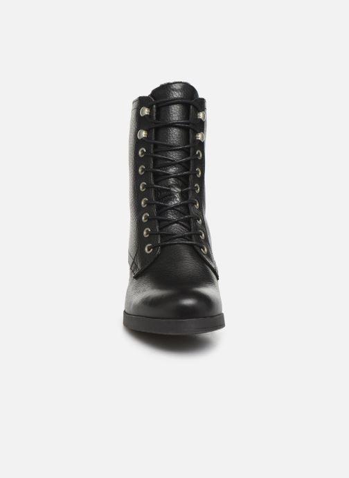 Boots en enkellaarsjes Bullboxer 490M80302 Zwart model