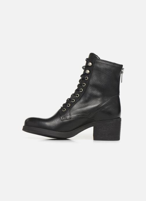 Boots en enkellaarsjes Bullboxer 490M80302 Zwart voorkant