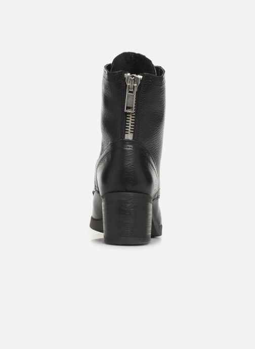Boots en enkellaarsjes Bullboxer 490M80302 Zwart rechts