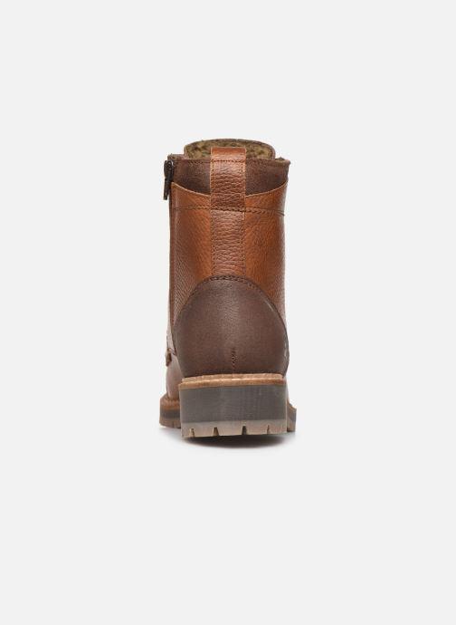 Bottines et boots Bullboxer 836M80070 Marron vue droite