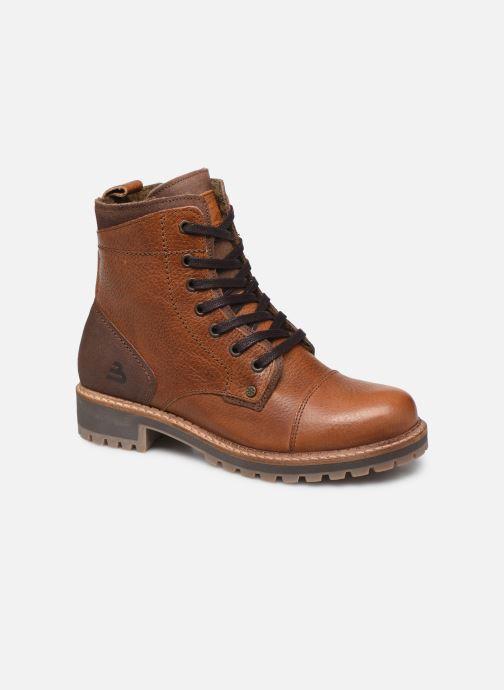 Bottines et boots Bullboxer 836M80070 Marron vue détail/paire