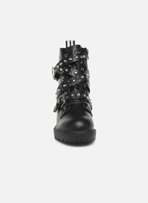 Stiefeletten & Boots Bullboxer 031506F6S schwarz schuhe getragen