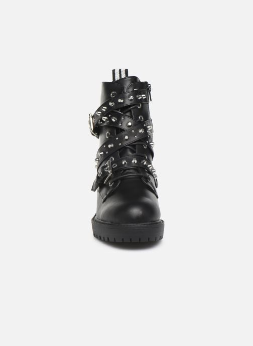 Boots en enkellaarsjes Bullboxer 031506F6S Zwart model