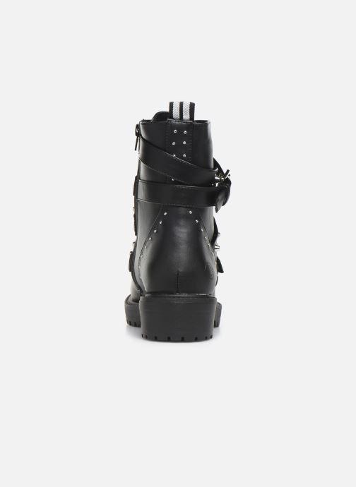 Boots en enkellaarsjes Bullboxer 031506F6S Zwart rechts
