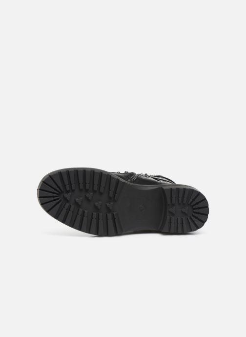 Stiefeletten & Boots Bullboxer 031506F6S schwarz ansicht von oben
