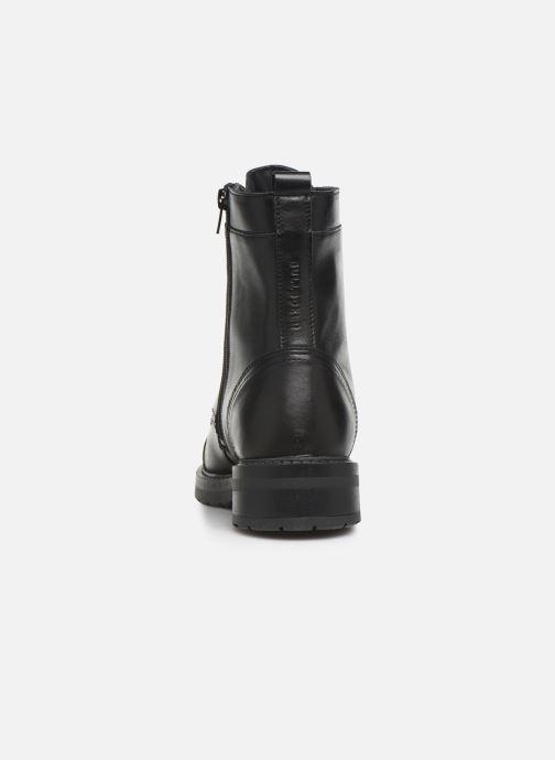 Boots en enkellaarsjes Bullboxer 333511E6L Zwart rechts