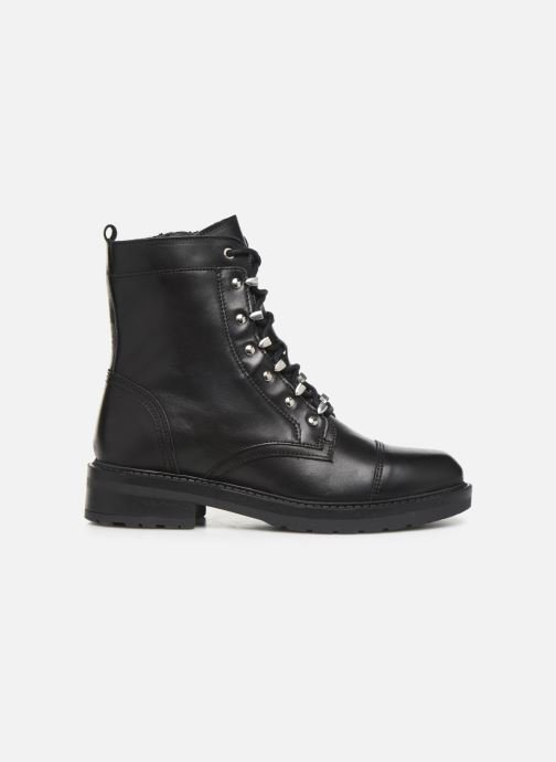 Boots en enkellaarsjes Bullboxer 333511E6L Zwart achterkant