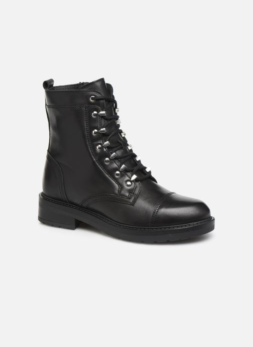Boots en enkellaarsjes Bullboxer 333511E6L Zwart detail