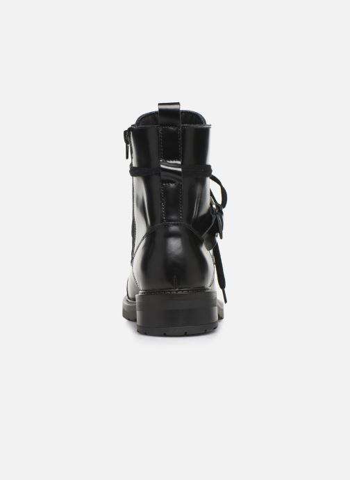 Boots en enkellaarsjes Bullboxer 333500E6L Zwart rechts