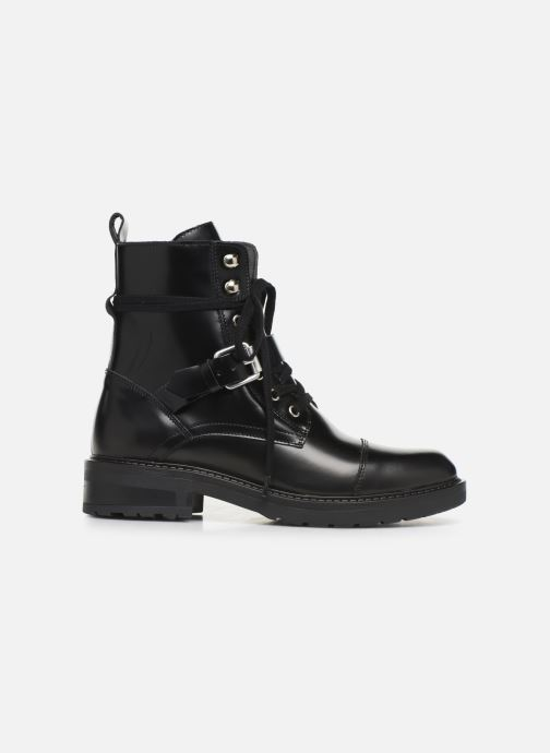 Boots en enkellaarsjes Bullboxer 333500E6L Zwart achterkant