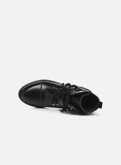 Boots en enkellaarsjes Bullboxer 333500E6L Zwart links