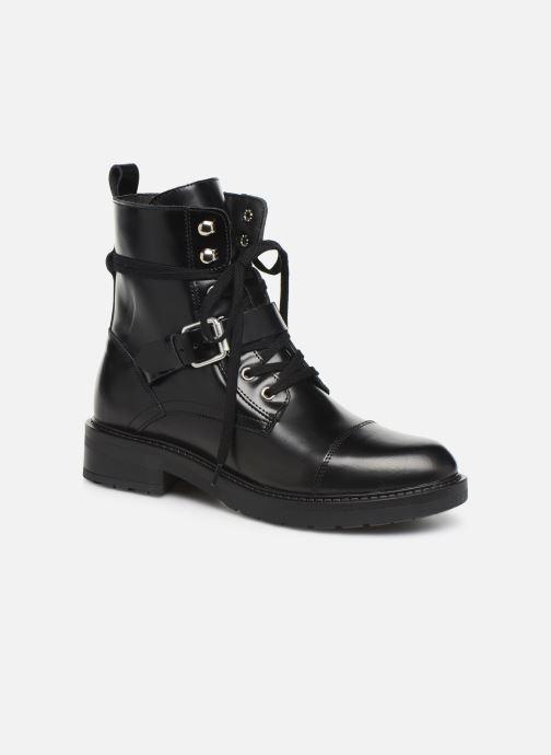 Boots en enkellaarsjes Bullboxer 333500E6L Zwart detail