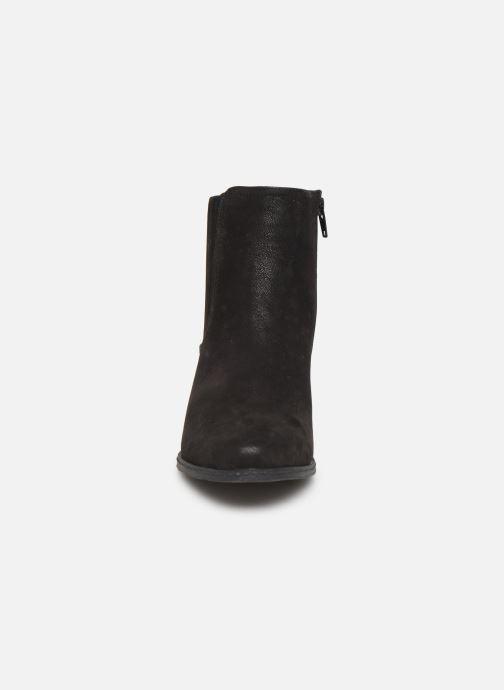 Boots en enkellaarsjes Bullboxer 046501F6S Zwart model