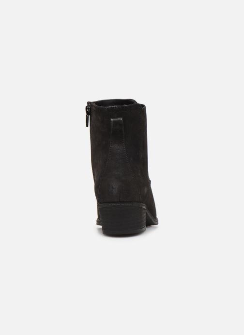 Bottines et boots Bullboxer 046501F6S Noir vue droite