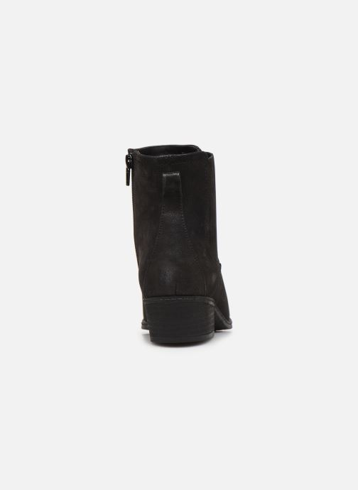 Boots en enkellaarsjes Bullboxer 046501F6S Zwart rechts