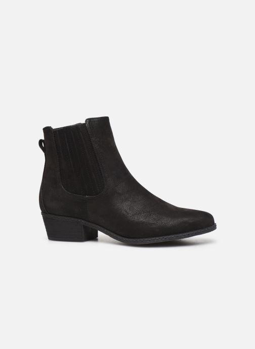 Boots en enkellaarsjes Bullboxer 046501F6S Zwart achterkant
