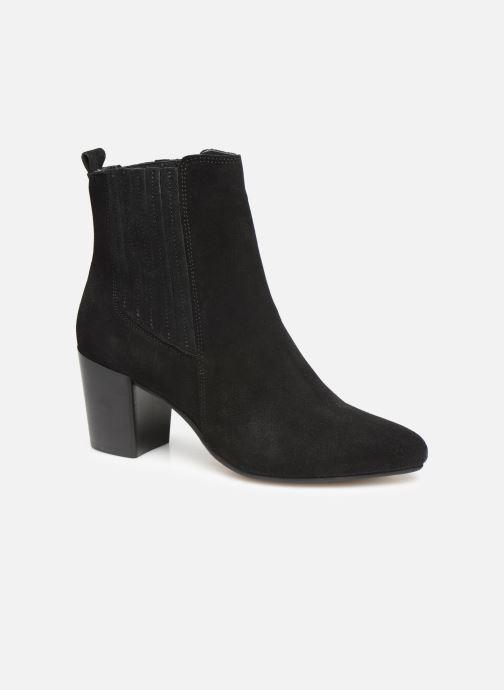 Boots en enkellaarsjes Bullboxer 348508E6C Zwart detail