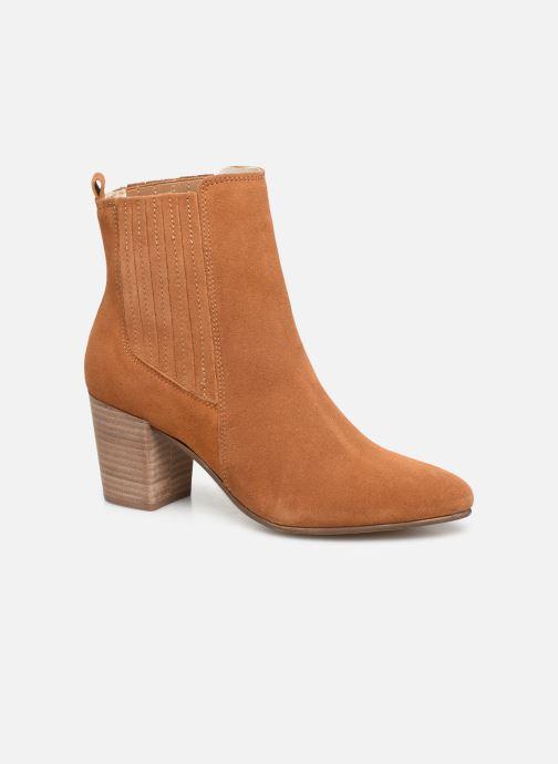 Bottines et boots Bullboxer 348508E6C Marron vue détail/paire