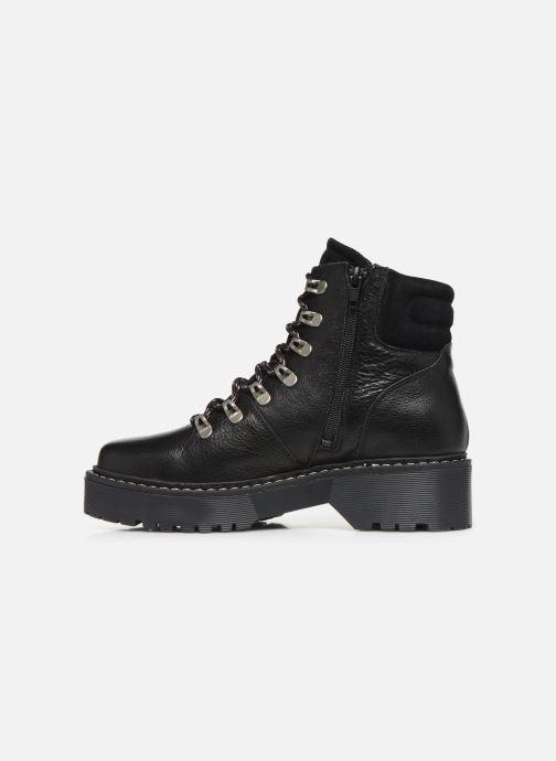 Bottines et boots Bullboxer 364501E6L Noir vue face