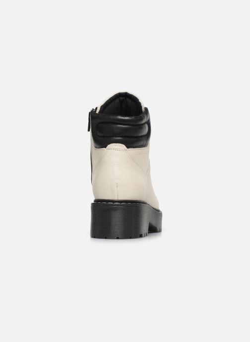 Boots en enkellaarsjes Bullboxer 364501E6L Wit rechts