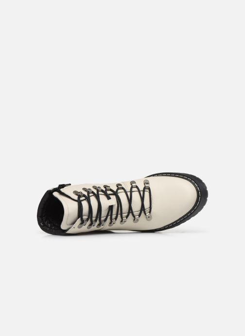 Boots en enkellaarsjes Bullboxer 364501E6L Wit links